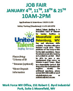 Download Job Fair Poster